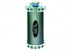 Spl Car Audio - Power Acoustik SPL CP2.0 2-FARAD Digital Car Audio Power Capacitor LED Cap CP20