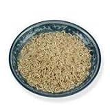 Rice 100% organic Basmati Brown 25 LB - Pack Of 1