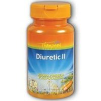 Thompson Diuretic II, 60 Capsules, (Pack of 2)
