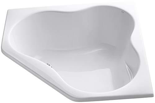 KOHLER K-1155-0 5454 Corner bath, White