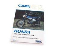 Cl350 Honda Scrambler - Clymer Manual - Honda 250 & 350cc Twins - 1964-1974
