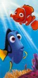 Disney Pixar Finding Nemo & Dory Beach Towel From the Movie