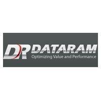 Dataram DRL1600R/16GB 16GB ECC DR X4 REG DDR3 PC3-12800 1600MHZ F/ DELL POWEREDGE