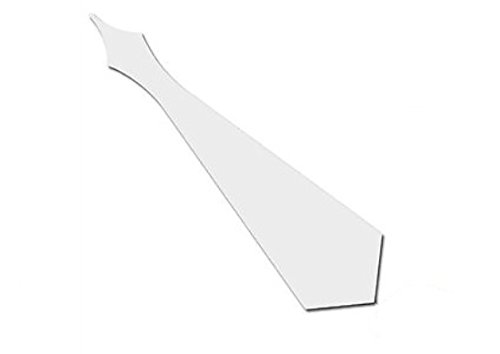 UPVC Plastic Fascia Finishing Joint - White Finial Eurocell