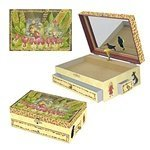 Thumbelinas Garden Music Box