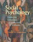 Social Psychology: Exploring Universals Across Cultures
