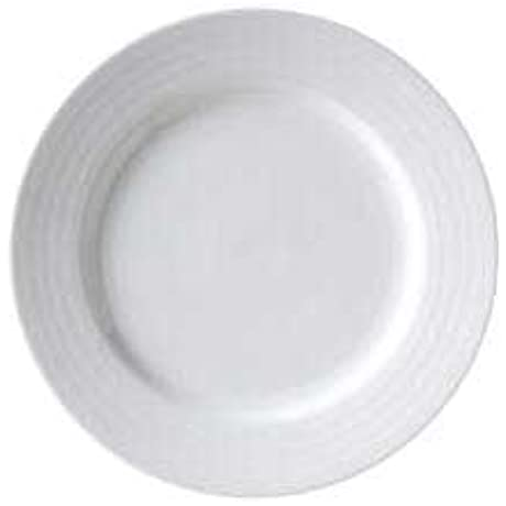 Vertex China CB 21 Crystal Bay Undecorated 12 1 4 Plate CB 21