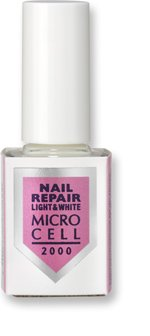 Micro Cell 2000 Nail Repair Light and White 12 ml Microcell 2000