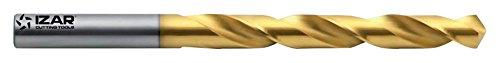 Izar 1001 tin Broca rectificada hss+tin-din338n di/ámetro 6.5mm
