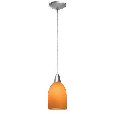 Access Lighting 28918-ORB/OPL Heather Inari Silk Cone (Inari Silk Cone)