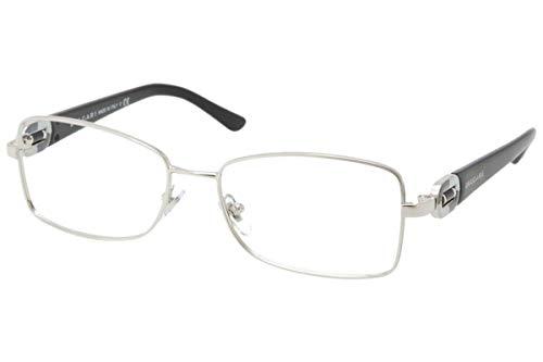 BVLGARI Eyeglasses BV 2125BM 102 Palladium 52MM