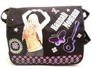 Hannah Montana Messenger Bag - Hannah Montana Stylish Messager Bag and Hannah Montana Wallet 22984/22978
