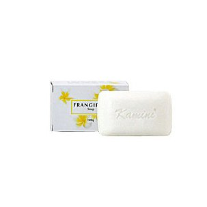 Kamini Frangipani Soap - 100 Gram Each Bar