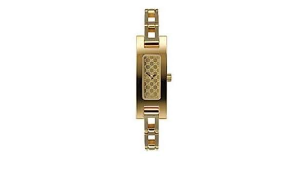 Reloj Gucci 3905 YA039529 Mujer Acero Dorado  Amazon.es  Relojes 464abbcc0658