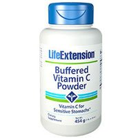 Life Extension Buffered Vitamin C | 454.6 grams powder ( Multi-Pack) by Life Extension