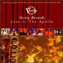 Verity Records: Live at the Apollo