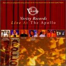 Verity Records: Live at the Apollo by Jive