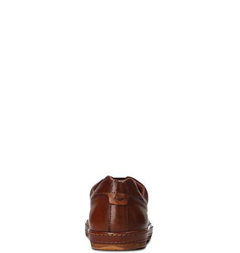 Homme Marron Baskets Cuir MOMA 10801973CUOIO dzcHSq4