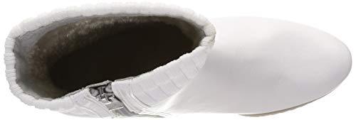 197 Stivaletti Tozzi 25331 Donna Bianco 21 white Marco Comb Uw18fxO