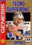 Tecmo Super Bowl - Sega Genesis