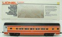 Lionel 9592 Southern Pacific Aluminum Coach (Aluminum Passenger Coach)
