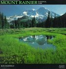 Mount Rainier National Park: Including a Perilous Paradise (Pocket Portfolio)