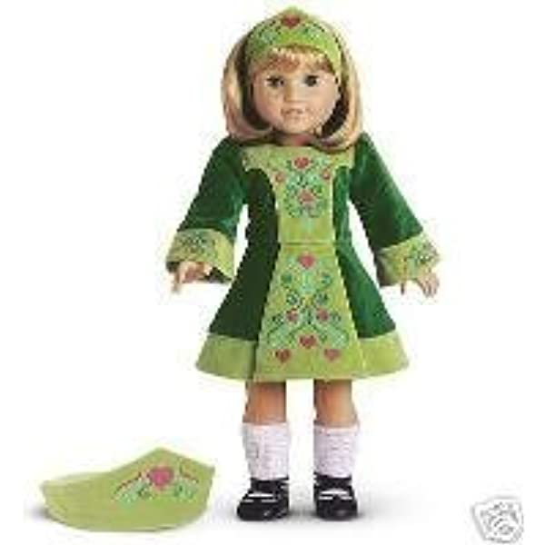 American Girl Doll Retired Nellie Irish Dance Outfit of Today Socks ONLY