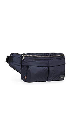 Paul Smith Men's Nylon Bum Bag, Navy, Blue, One Size