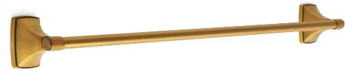 arendon Towel Bar, Gilded Bronze, 24-Inch by Amerock ()