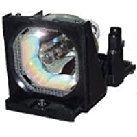 Mogobe AN-P25LP Compatible Projector Lamp with Housing for Sharp Xg-P25x Xgp25x Bqc-Xgp25x Projector