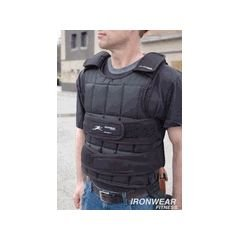 (Fire Fighter Weighted Uni-Vest long Max System - 75 Pound System)
