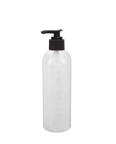 - Perfume Studio 16oz Plastic Pump Bottle Pack of 6 Durable HDPE Natural Plastic Pump Dispenser Bottles with a 24/410 Neck Size. Ideal Plastic Bottles for Liquids; Shampoo, Soaps, Oils (Black Pump)