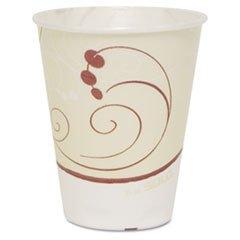 Symphony Trophy Plus Dual Temperature Cups, 10oz, 50/Sleeve, 6 Sleeves/Carton