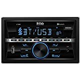 BOSS Audio Elite 470BRGB 2-DIN Bluetooth, MP3/USB AM/FM Radio, Receiver (No CD)