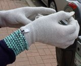 Agloves ® Bamboo Touch Screen Gloves, iPhone Gloves, Texting Gloves