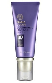 The Face Shop Face It Magic Cover Bb Cream - 2