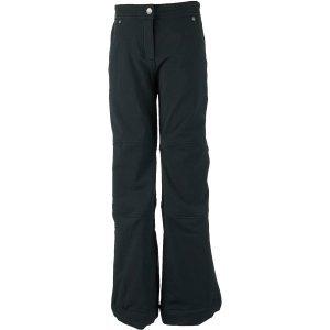 Obermeyer Kids Girl's Jolie Softshell Pant (Little Kids/Big Kids) Black Pants SM (8 Big Kids) by Obermeyer Kids