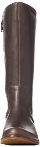 Brown P01 Women''s Tall dark Boot Magby Grain Timberland Full AIZxg4
