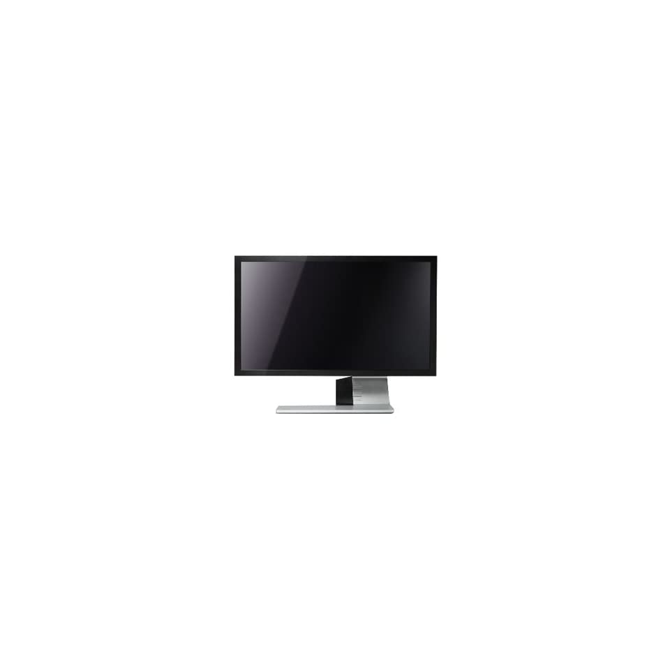 Acer S273HLbmii 27 LED LCD Monitor   169   2 ms. 27IN WS LED 1920X1080 S273HL BMII VGA 2HDMI 2MS INTEGRATED SPKR LCD. Adjustable Display Angle   1920 x 1080   16.7 Million Colors   300 Nit   120000001   Speakers   HDMI   VGA   Black   MPR II, Energy Sta