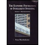 img - for The Economic Foundations of Intelligent Investing (Volume II - Microeconomics) book / textbook / text book