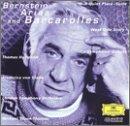 Bernstein: Arias and Barcarolles