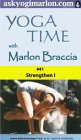 (41) Marlon Braccia: Yoga: Strengthen I [VHS]