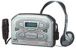 Sony WM-FX494 Walkman AM/FM/TV/Weather Cassette Player