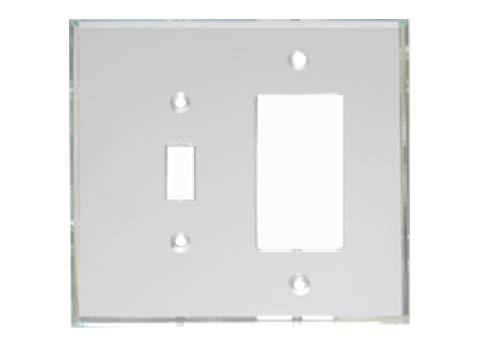 GlassAlike Decora/Switch Acrylic Mirror Plate