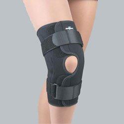"Safe-T-Sport Wrap Around Hinged Knee Brace (X-Large fits knees 20"" - 2"