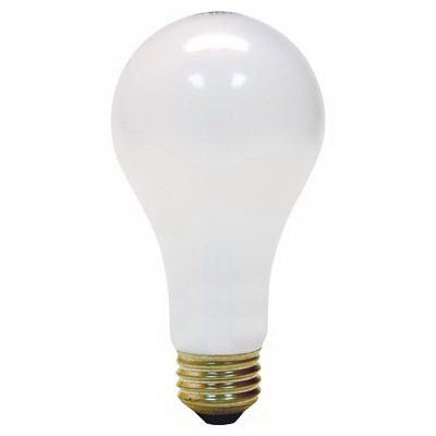 30w Incandescent Lamp (12 GE 97493 30/100 30-70-100W A21 3-Way Soft White Incandescent Lamp 30 Watt, 120 Volt, 2800K, Medium Screw E26 Base, 1200 Hour Life, Soft White,)