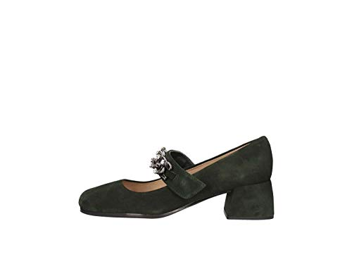 Women Green Ijes Shoes Court Unisa IwXt1q