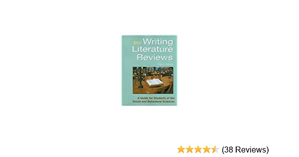 writing literature reviews 7th edition pdf
