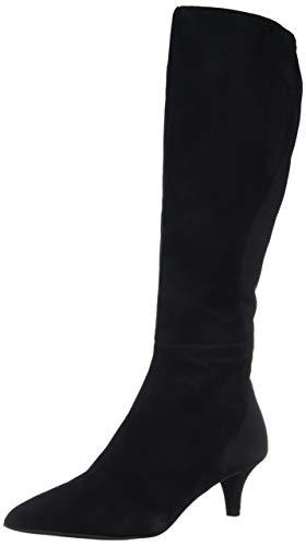 Bandolino Women's Wright Fashion Boot Black 6 M ()