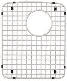 - Blanco America Performa 15-1/4 x 12-3/4 in. Stainless Steel Sink Grid, Fits Diamond Double Left Bowl